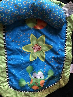 Baby Tummy Time Mat And Pillow