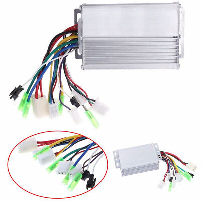 36V/48V 350W Electric Bicycle E-bike Scooter Brushless DC Motor Speed Controller