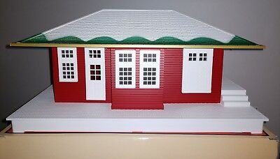 Nib Lionel North Pole Train Station *lighted* Number 6-14258 Edit. Christmas