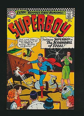Superboy #134, VF/NM, Newly Acquired Collection
