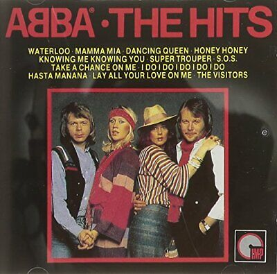ABBA - The Hits - ABBA CD CQVG The Cheap Fast Free Post The Cheap Fast Free Post