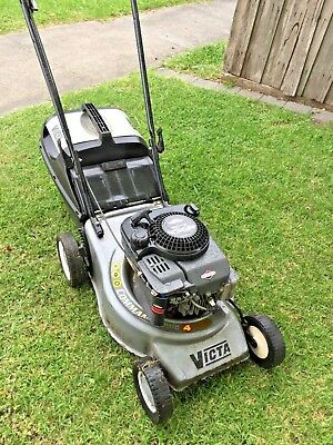 Victa 5Hp Mulch Or Catch Lawn Mower. Pickup Lilydale