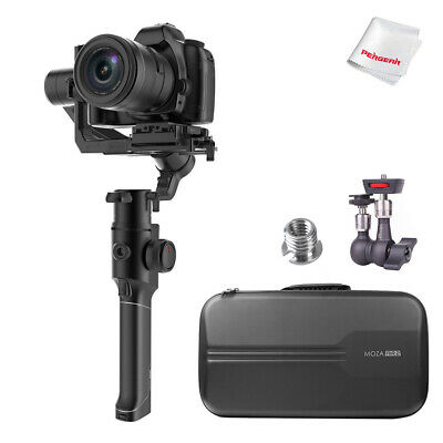 MOZA Air 2 3-Axis Handheld Gimbal Stabilizer For Mirrorless DSLR+Magic Arm+ Case