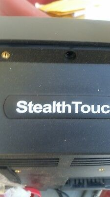 """Pioneer Pos Stealth Touch-M5 Touchscreen Point Of Sale Card Reader Printer 15"""""""