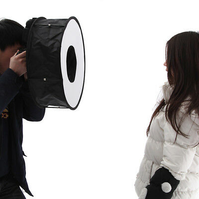 Professional Foldable Speedlight Softbox Flash Diffuser Photography Accessories