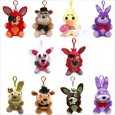 NEW Five Nights at Freddy's FNAF Horror Game Plush Doll Soft Toy Kids Xmas Gift