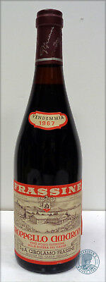Groppello Amarone FRASSINE 1967