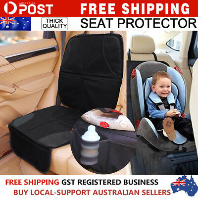 4x Auto Car Baby Kid Children Booster Seat Protector Mat Cover Cushion Anti-Slip