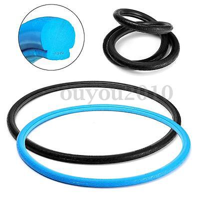700Cx23mm Bicycle Cycling Solid Tire Road Bike Tubeless Vacuum Tyre Fixed