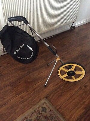 Distance Measuring Wheel With Carry Bag
