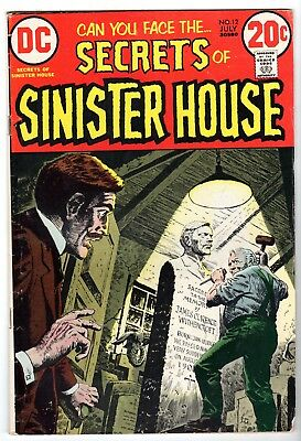 Secrets of Sinister House #316, Fine Condition