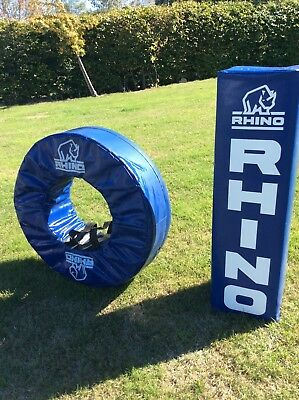 Rhino Tackle bag & Doughnut both very good used condition COLLECTION ONLY