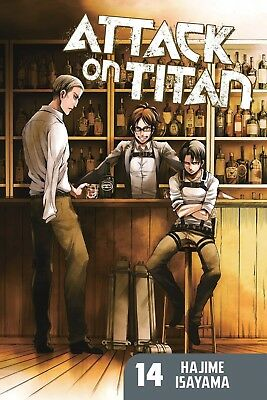 Attack On Titan: Vol.14 by Hajime Isayama (Paperback, 2014)