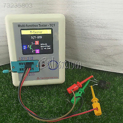 8C99 Test Meters Electronic Component IR Decoder Transistor Tester