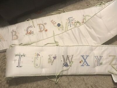 Pottery Barn Kids Alphabet Bedding And Quilt