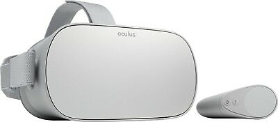OCULUS GO 64  Virtual Reality Headset (VR-Brille) (64 GB)