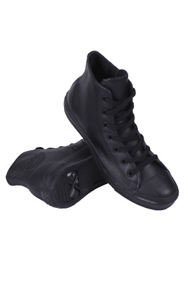 817fd10d408 135251C Men Chuck Taylor All Star Hi Core Converse Black Mono Leather