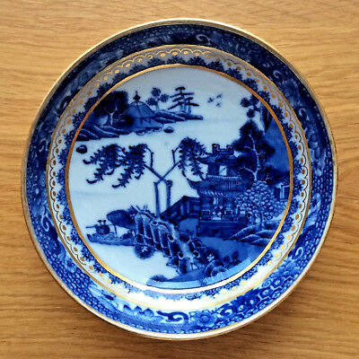 18Thc Chinese Export Porcelain Bowl Plate