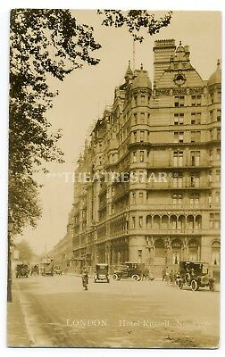 RP BLOOMSBURY Hotel Russell MOTOR BUS Russell Square BY DEGEN London WC1