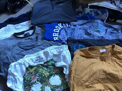 Bundle Of Boys Clothes Age 9-10 Years