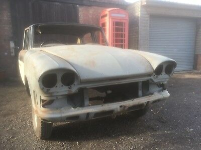 1966 Humber imperial  barn find