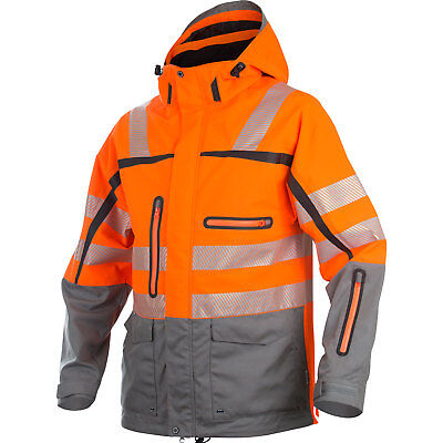 Projob H V 3 Layer Wind and Waterproof Softshell Jacket. Class 3/2 - 646417