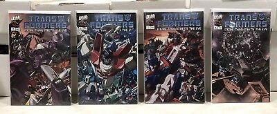 Transformers More Than Meets The Eye Dreamwave 5-8 Single Issues PLUS Armada #1