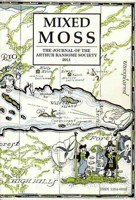 Arthur Ransome - Mixed Moss - Ransome Society Journal - 2011