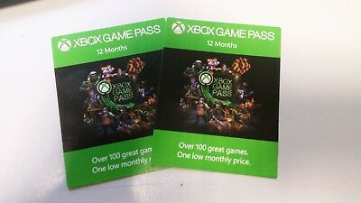 Xbox Game Pass 24 Month Code (fast delivery per mail) + 2 Month additional