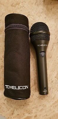 TC Helicon MP-75 Modern Performance Microphone with Mic Control