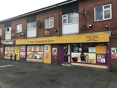 Off license Shop for sale, Premier Convenience Store. Oldham