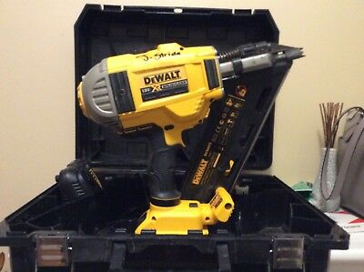 DEWALT DCN692P2 18V Brushless Framing Nailer