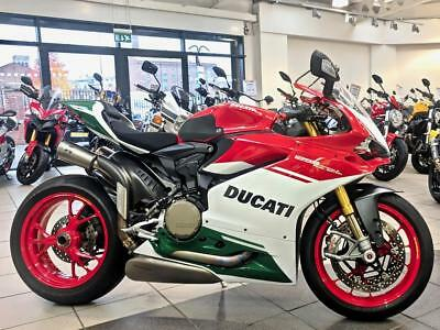 Ducati 1299 Panigale Final Edition - WITH AKRA. TITANIUM EXHAUST