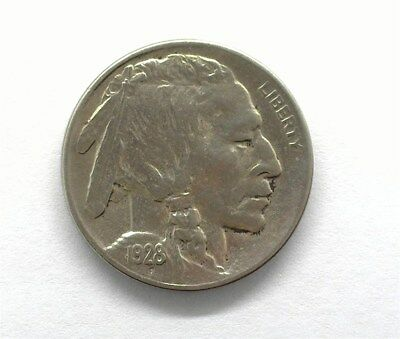 1928-D Buffalo 5 Cents  Near Choice Uncirculated