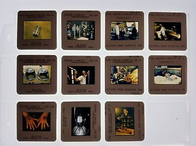 VINTAGE PHOTOS 1998 The Outer Limits TV Series 35mm slides