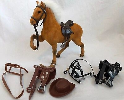 Vintage Toy Breyer Horse Tack Saddles Other Plastic Saddles Mixed Lot