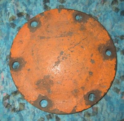 Standard Fordson N Belt Pulley Cover Plate