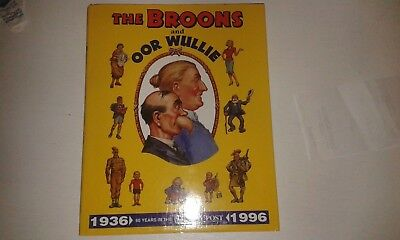 THE BROONS and OOR WULLIE 1936 to 1996 hardback
