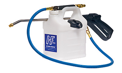 Hydro-force injection pro pre-sprayer