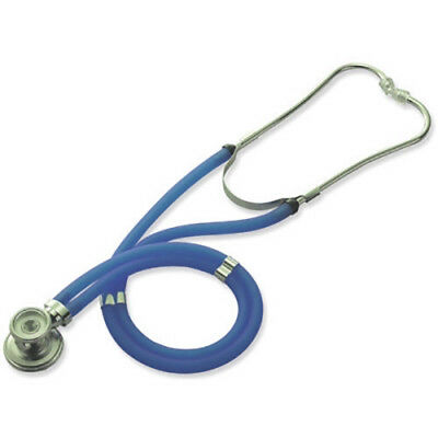 New Essentials Sprague Rappaport Stethoscope US Seller - Color Royal Blue
