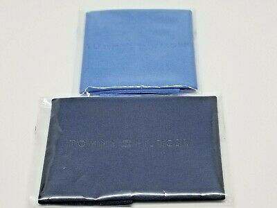 New GENUINE TOMMY HILFIGER Designer Microfiber Eyeglass/Sunglass Cleaning Cloth