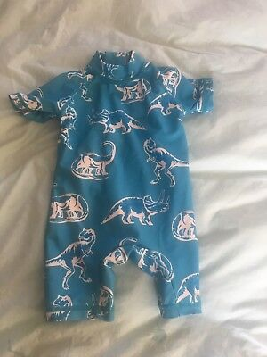 Baby Boy Next All-in-one Swimsuit 6-9 Months