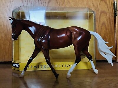 Breyer, #1261, Uncalled for,  Jan-Jun 2005, Collectors Choice Strapless mold