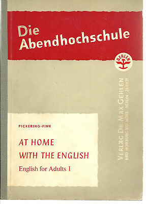 Die Abendhochschule : At home with the english >English for adults 1 > 88 Seiten