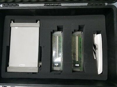 Agilent Data Acquisition Switch Unit 34970A, Laptop, and Pelican Case PACKAGE