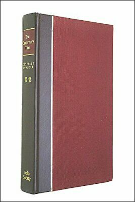The Canterbury Tales by Chaucer, Geoffrey Hardback Book The Cheap Fast Free Post