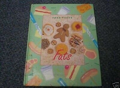 Fats (Food Facts) by Nottridge, Rhoda Hardback Book The Cheap Fast Free Post