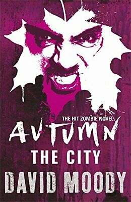 Autumn: The City by Moody, David Book The Cheap Fast Free Post