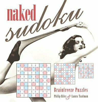 Naked Sudoku by Laura Taalman Paperback Book The Cheap Fast Free Post