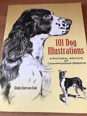 Dog Illustrations Guide Blue Ribbon Championship Breeds Illustrated Reference